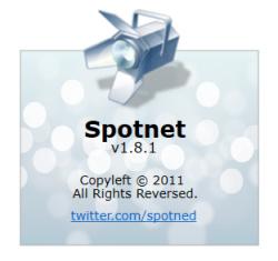 Onofficiële update Spotnet met paar aanpassingen