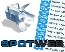 SpotWeb - webbased Spotnet