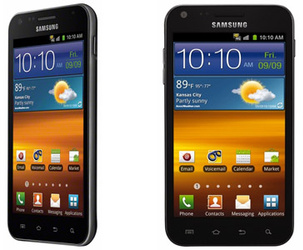 Samsung finally announces Galaxy S II for Sprint, T-Mobile and AT&T
