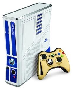 Microsoft unveils Star Wars Xbox 360 Kinect bundle