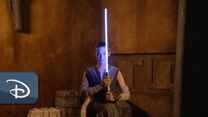 """Disney esitteli Star Wars -fanien unelman: """"Toimivan"""" valosapelin"""
