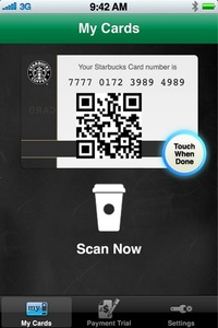 Starbucks processed over 26 million mobile payments this year