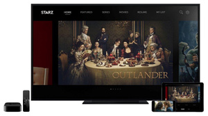 STARZ launches standalone streaming service