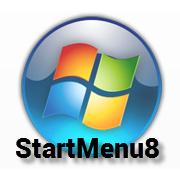 StartMenu8 brengt de startknop terug in Windows 8