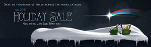 Gamers rejoice: Steam's Holiday Sale is now live