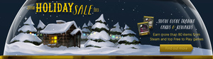 Steams juleudsalg sparkes i gang med Bioshock Infinite og Dishonored til kun 56 kroner