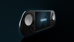 Steam OS gets its first handheld: Project SteamBoy