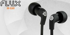 SteelSeries annoncerer In-Ear headsettet Flux
