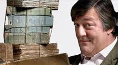 Stephen Fry on ladannut luvatta 24- ja House-sarjojen jaksoja