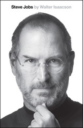 'Steve Jobs' is the top-selling book of 2011 on Amazon