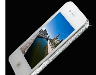 Stuart Hughes selling $20,000 diamond-encrusted iPhone 4