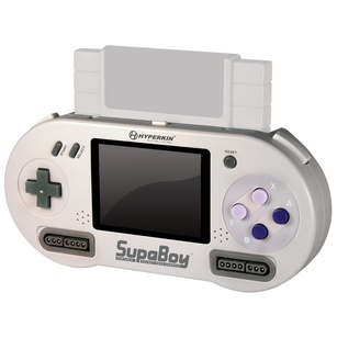 The SupaBoy handheld Super NES goes up for sale