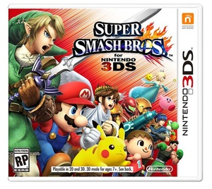 'Super Smash Bros.' for Nintendo 3DS sells over 700,000 units in 48 hours