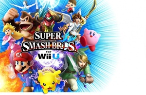 'Super Smash Bros' for Wii U has its release date