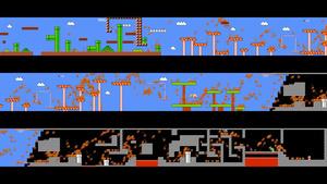 VIDEO: 974 play Super Mario Bros