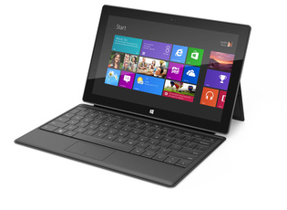 Microsoft onthult eigen Surface Windows-tablet