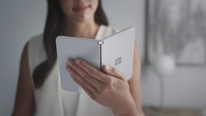 Microsoft makes a surprising return to smartphones: Here's Surface Duo