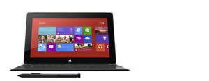 Japan gets 256GB Surface Pro with Office 2013