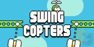 'Swing Copters' is the new followup to Flappy Bird