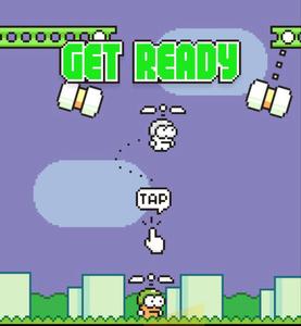 'Swing Copters' wordt de opvolger van Flappy Bird