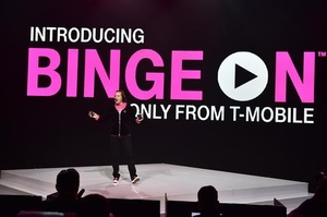 T-Mobile to offer three months of unlimited LTE for free if you opt into 'Binge On'
