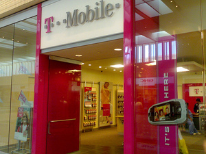 It looks like T-Mobile may be left out of iPhone race again