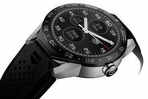 TAG Heuer releases 'Connected Watch' luxury smartwatch