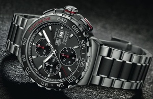TAG Heuer smartwatch goes on sale for $1,400 in November with 40 hour battery life