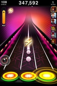 Disney releases Tap Tap Revenge 4 for iOS