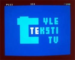 YLE Teksti-TV täyttää 30 vuotta