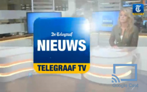 Telegraaf TV via Google Chromecast
