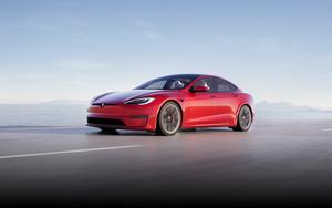 Video: Näin uudessa Teslassa vaihdetaan vaihteita, ilman vaihdekeppiä
