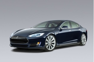 Apple considered purchasing luxury electric car maker Tesla