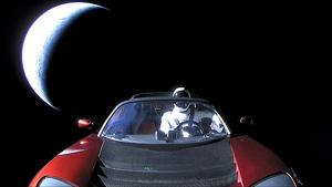 Elon Muskin Marsiin matkaava Tesla syöksyykin todennäköisemmin takaisin Maahan