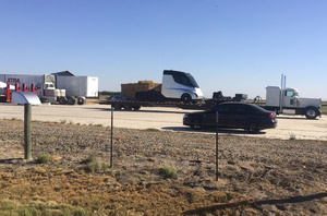 Tesla semi-truck reveal pushed back to November