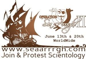 The Pirate Bay taistelee nyt skientologeja vastaan