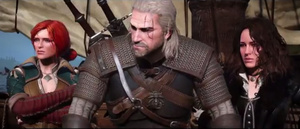 E3 2014: The Witcher 3: Wild Hunt trailer