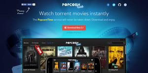 Popcorn Time spin-off anonymizes users with VPN