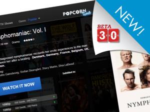 Time4Popcorn naar versie beta 3.1