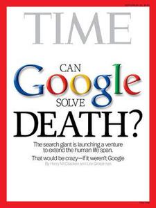 Google start Calico, een bedrijf gericht op levensverlenging