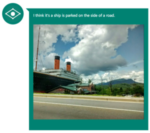 Microsoftin kuvantulkintapalvelu kertoo mitä kuvasi sisältää