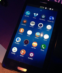 Samsung wants Tizen operating system on all kinds of devices