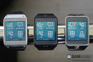Original Galaxy Gear officially upgrading operating system to Tizen
