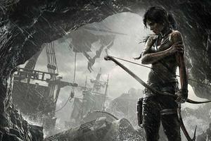 Conan O'Brien anmelder Tomb Raider