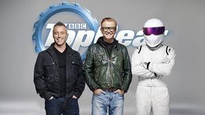 Uuden Top Gearin ohjaksiin Frendit-tähti