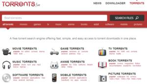 Gloednieuwe Torrents Downloader gaat de wereld veroveren