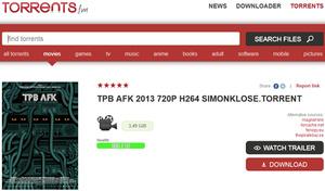 P2P-veteraanilta uusi palvelu torrentien lataamiseen: jo yli 30 miljoonaa tiedostoa