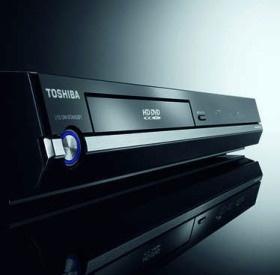 Toshibalta uusi HD DVD -soitin