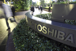 Toshiba president steps down amid billion dollar accounting scandal