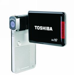 CES 2011: Toshiba Unveils CAMILEO S30 Compact HD Digital Camcorder